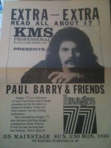 Paul print ad photo